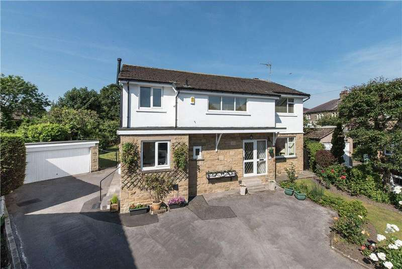 4 Bedrooms Detached House for sale in Park Mead, Thackley, Bradford, West Yorkshire