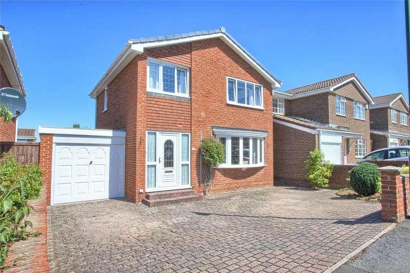 3 Bedrooms Detached House for sale in Woodbrook Close, New Marske