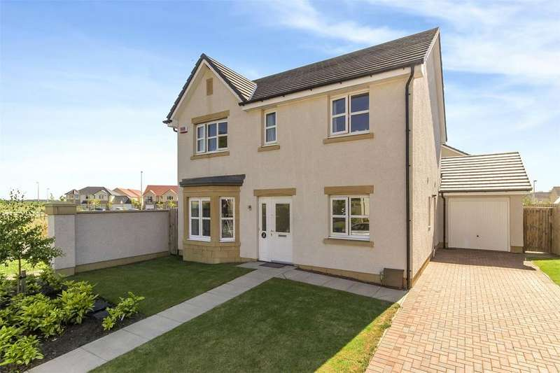 4 Bedrooms Detached House for sale in 2 Church Avenue, Winchburgh, West Lothian, EH52