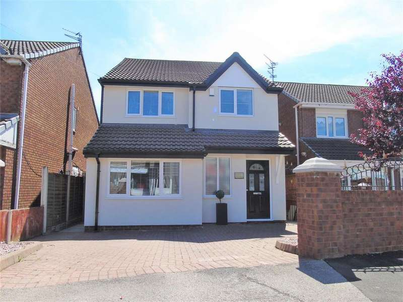 4 Bedrooms Detached House for sale in Altway, Aintree Village, Liverpool
