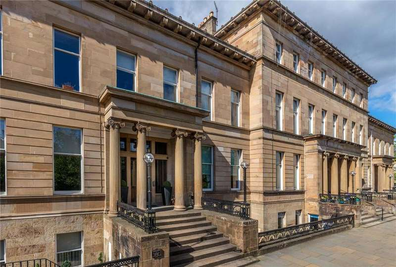 2 Bedrooms Flat for sale in Flat 4, 8 Great Western Terrace, Glasgow, G12
