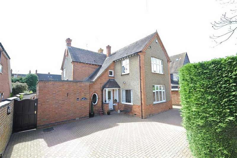 4 Bedrooms Detached House for sale in Hatton Avenue, Wellingborough