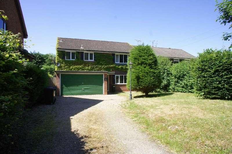 4 Bedrooms Detached House for sale in Kiln Road, Emmer Green