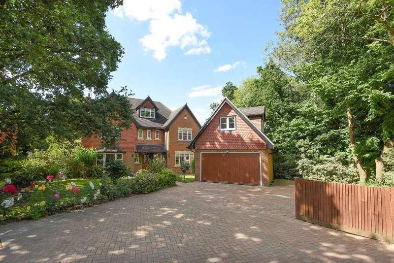 5 Bedrooms Detached House for sale in Kilnside, Warfield, RG12