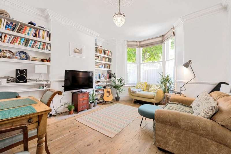 2 Bedrooms Flat for sale in Paulet Road, Camberwell