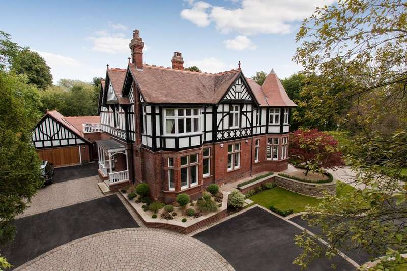 8 Bedrooms Detached House for sale in South Downs Road, Hale