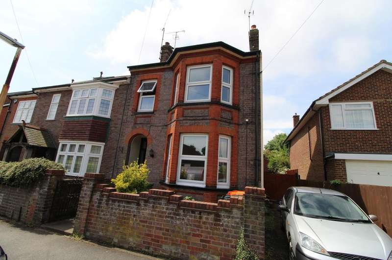 5 Bedrooms Semi Detached House for sale in Burr Street , Dunstable