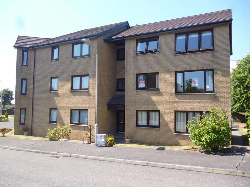 1 Bedroom Flat for sale in 19 Woodbank Gardens, LARGS, KA30 8NU