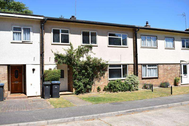 3 Bedrooms Terraced House for sale in Tanys Dell, Harlow