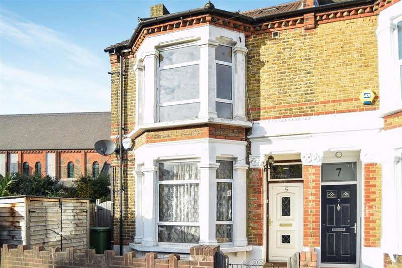 5 Bedrooms Semi Detached House for sale in Ridley Road, Wimbledon