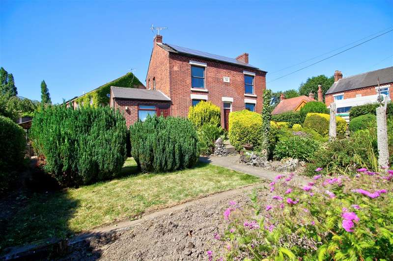 3 Bedrooms Detached House for sale in Derby Road, Marehay, Ripley
