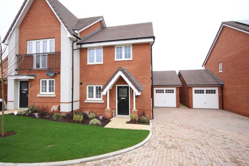 3 Bedrooms End Of Terrace House for sale in Amen Green, Binfield