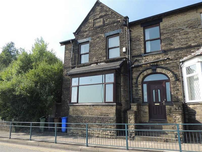 4 Bedrooms Semi Detached House for sale in Wakefield Road, Stalybridge
