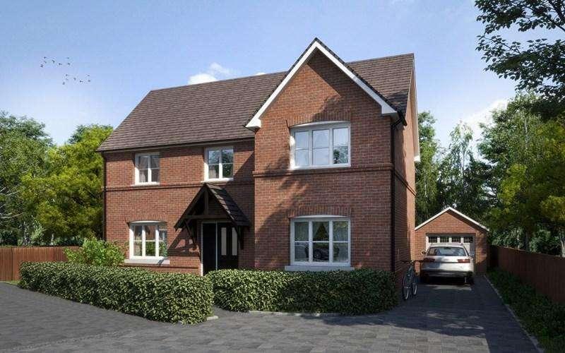4 Bedrooms Detached House for sale in Warwick Gardens, Hall Green, Birmingham