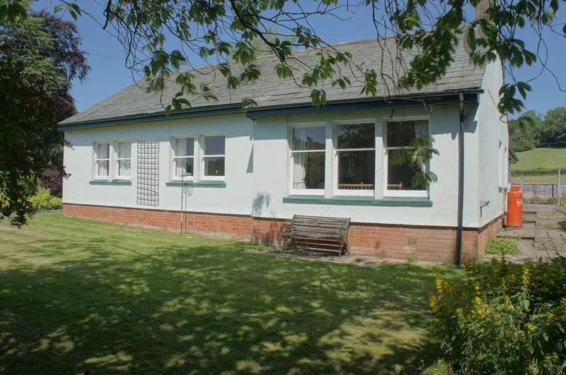 3 Bedrooms Detached Bungalow for sale in Friar Row, Caldbeck