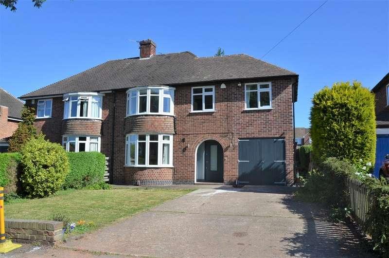 4 Bedrooms House for sale in Highfields Close, Ashby De La Zouch, LE65