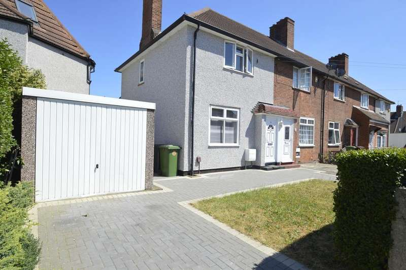 2 Bedrooms End Of Terrace House for sale in Darcy Gardens, Dagenham