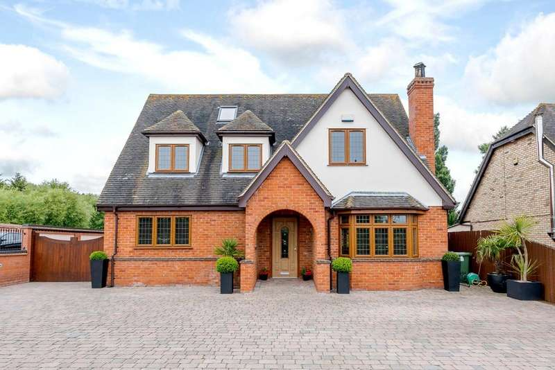 4 Bedrooms Detached House for sale in Malvina Close, Lower Dunton Road, Horndon On The Hill, Essex, SS17