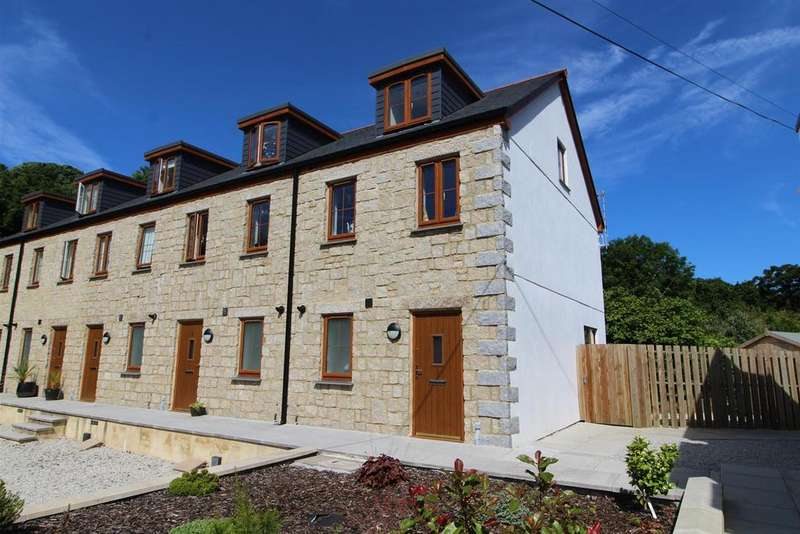 3 Bedrooms End Of Terrace House for sale in Kew Hal An Tow, Helston