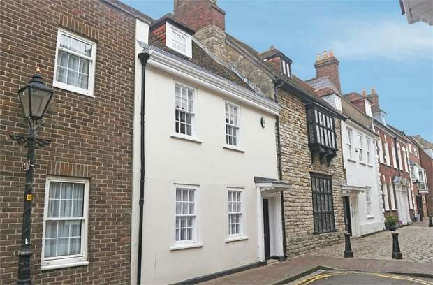 3 Bedrooms Town House for sale in Market Street, Poole, Dorset