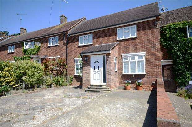 3 Bedrooms Terraced House for sale in Park Drive, Sunningdale, Berkshire