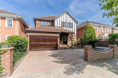 4 Bedrooms Detached House for sale in Benfleet, Essex, Uk