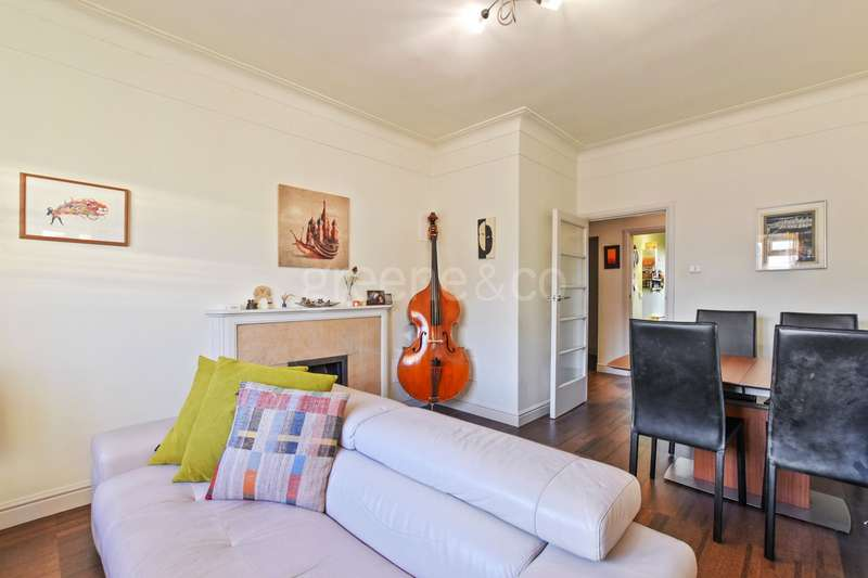 1 Bedroom Flat for sale in Regency Lodge, Adelaide Road, Swiss Cottage, London, NW3