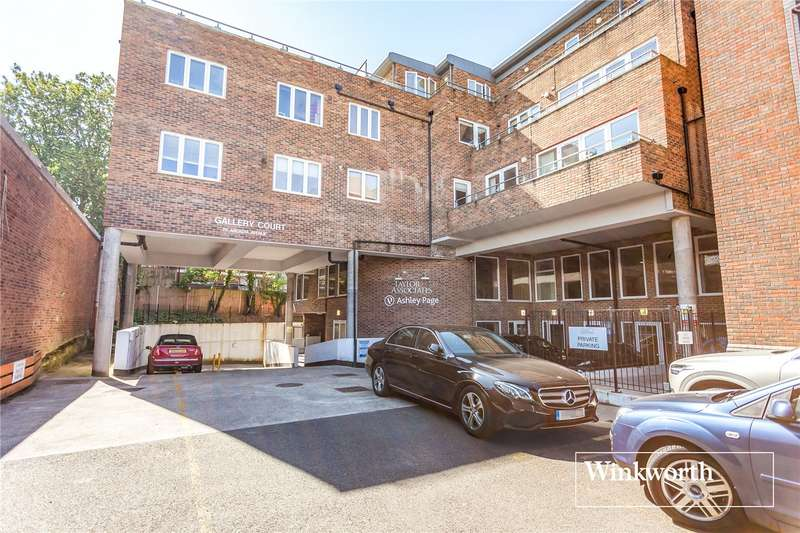 2 Bedrooms Flat for sale in Gallery Court, 28 Arcadia Avenue, Finchley, London, N3