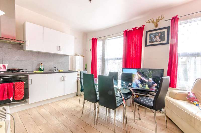 4 Bedrooms House for sale in Mayes Road, Wood Green, N22