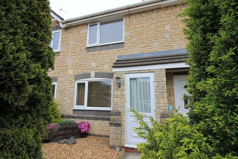 2 Bedrooms Terraced House for sale in Hawthorn Crescent, , Yatton, North Somerset