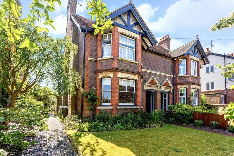 4 Bedrooms Semi Detached House for sale in Western Road, Tring, Hertfordshire, HP23