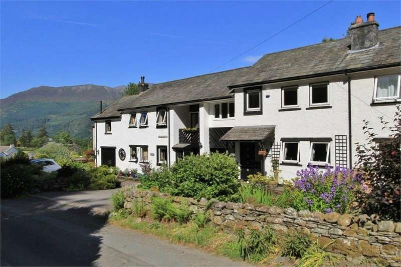 4 Bedrooms Terraced House for sale in The Holt, 2 Seldom Seen Cottages, Thornthwaite, Keswick, Cumbria
