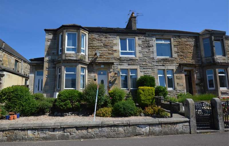 3 Bedrooms Flat for sale in 83 Argyle Road, SALTCOATS, KA21 5NE