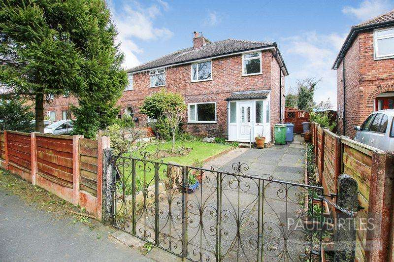 3 Bedrooms Semi Detached House for sale in Ackers Lane, Manchester