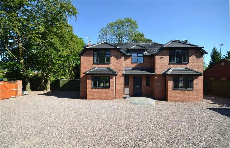 5 Bedrooms Detached House for sale in Chester Road, Great Sutton, CH66