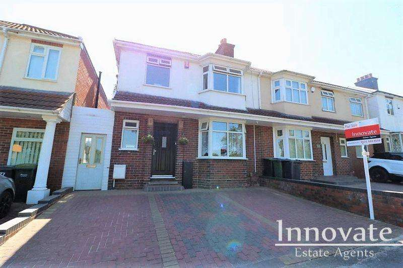 3 Bedrooms Semi Detached House for sale in Holly Lane, Smethwick