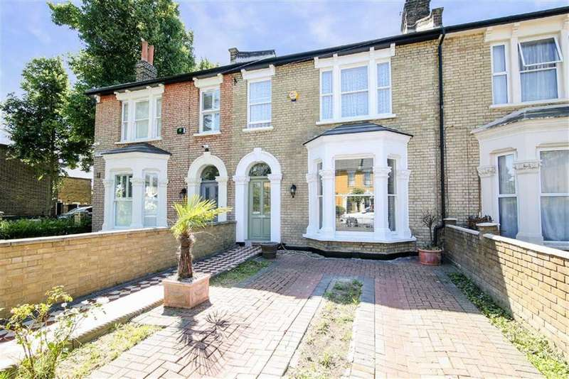 5 Bedrooms Terraced House for sale in Osborne Road, Forest Gate, London