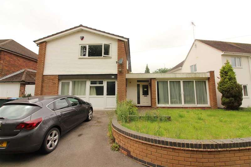 4 Bedrooms Detached House for sale in Tutbury Avenue, Cannon Park, Coventry