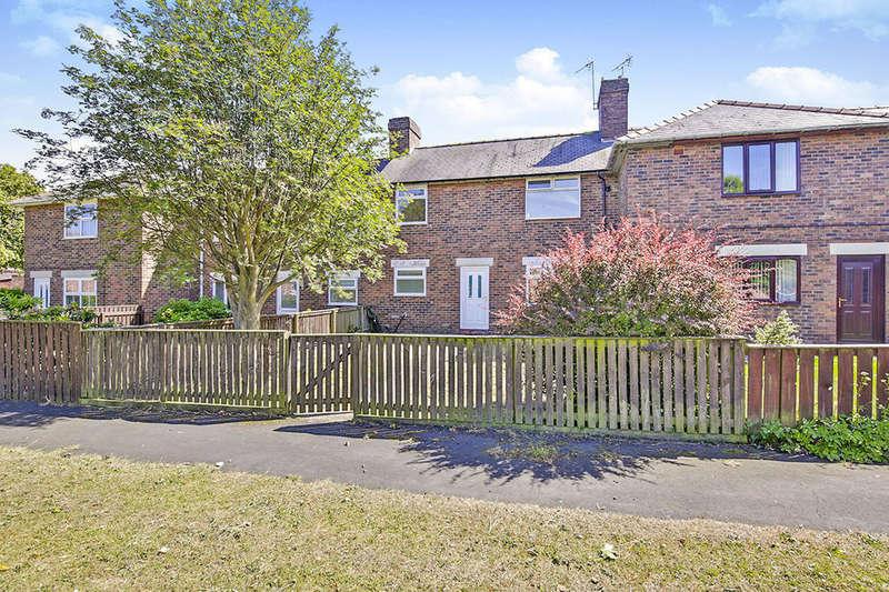 3 Bedrooms Property for sale in South End Villas, Crook, DL15