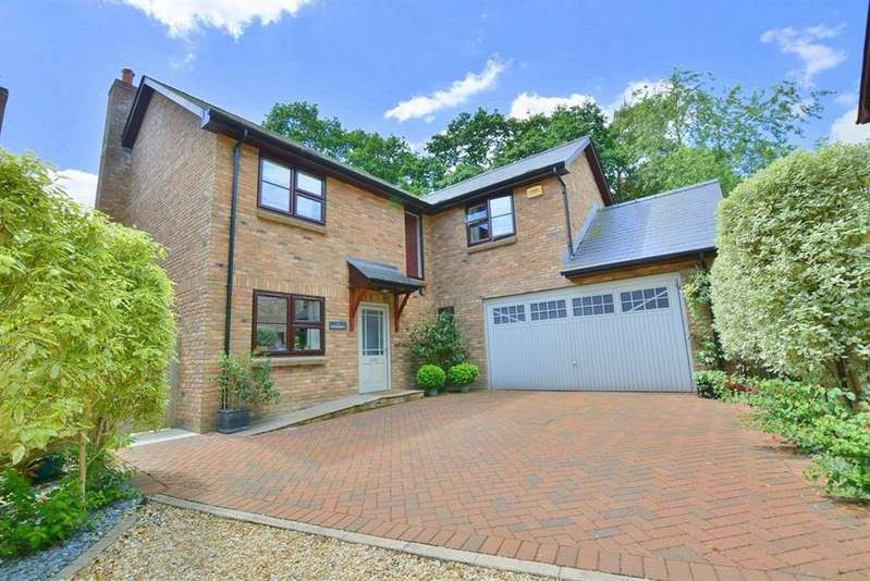 4 Bedrooms Detached House for sale in Fayremont, Station Road, Verwood