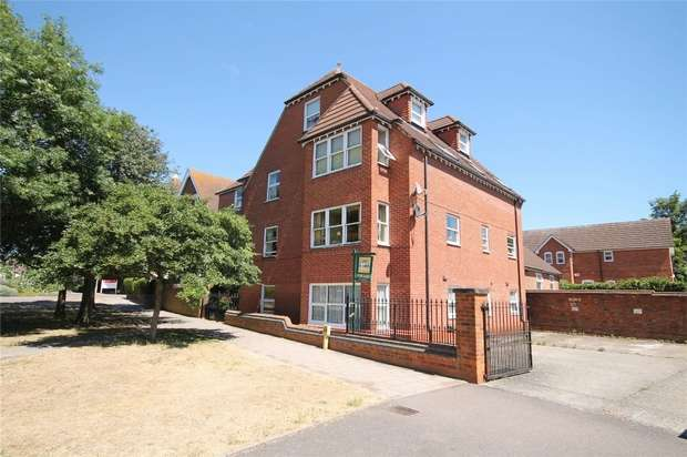 2 Bedrooms Flat for sale in Park Avenue, Bedford