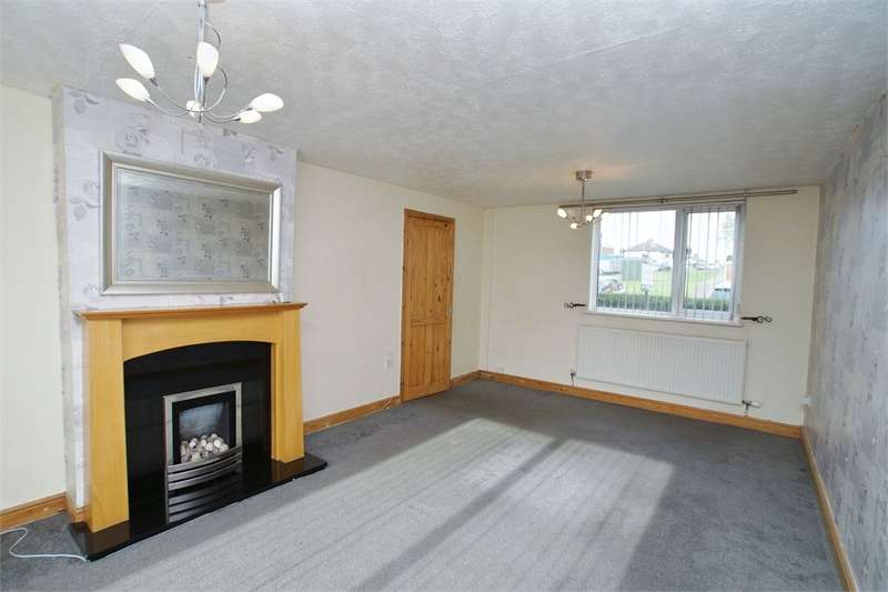 3 Bedrooms Terraced House for sale in CA1 3JG Crossways, Harraby, Carlisle, Cumbria