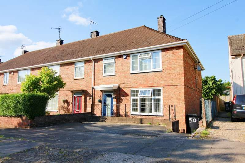 3 Bedrooms Town House for sale in Withcote Avenue, Leicester, LE5
