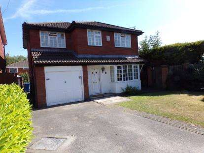4 Bedrooms Detached House for sale in Blueberry Fields, Fazakerley, Liverpool, Merseyside, L10