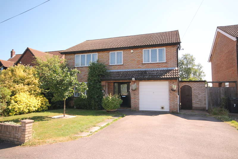 5 Bedrooms Detached House for sale in Hooked Lane, Wilstead, MK45