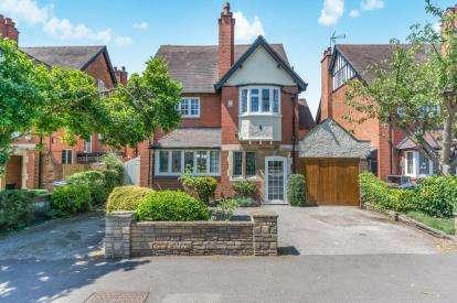 6 Bedrooms Detached House for sale in Billesley Lane, Moseley, Birmingham, West Midlands