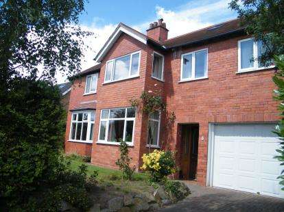 5 Bedrooms Detached House for sale in Moors Lane, Winsford, Cheshire, England