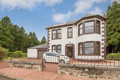 3 Bedrooms Detached House for sale in Whins Of Milton, Stirling