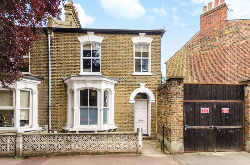 3 Bedrooms End Of Terrace House for sale in Barlborough Street, New Cross, SE14