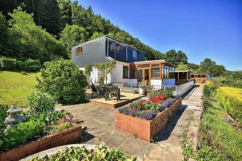 3 Bedrooms Detached House for sale in Trehafod, Pontypridd